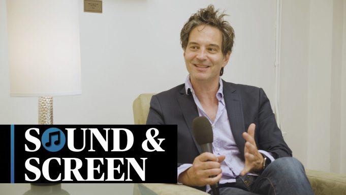 Composer Jeff Russo at Deadline's Sound