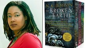 The Broken Earth N.K. Jemisin