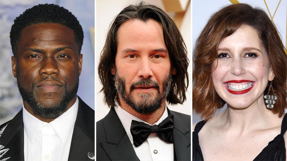Kevin Hart, Keanu Reeves, Kate McKinnon, Vanessa Bayer, John Krasinski & More Join 'DC League Of Super-Pets'.jpg