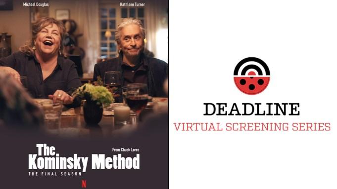 'The Kominsky Method's Michael Douglas, Kathleen