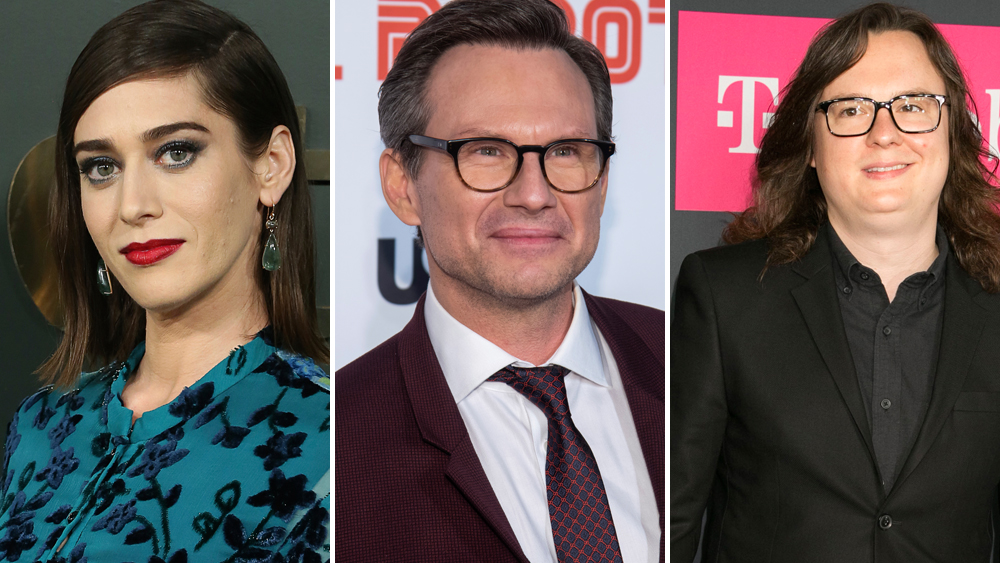 Lizzy Caplan, Christian Slater, Clark Duke Join Netflix's 'Inside Job';  'Big Mouth' Spinoff 'Human Resources' Adds Keke Palmer, Aidy Bryant, Randall Park
