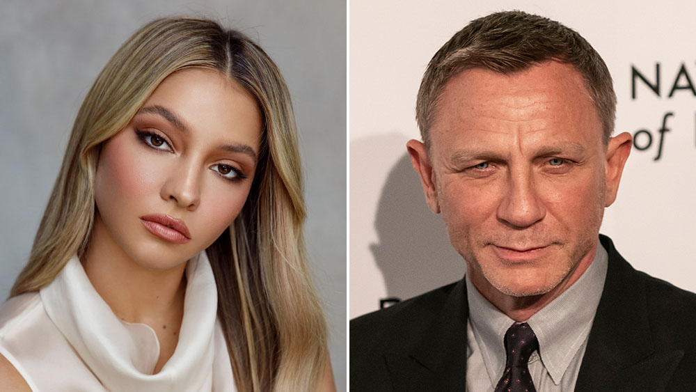 'Knives Out 2': 'Outer Banks' Star Madelyn Cline Joins Daniel Craig In Sequel.jpg