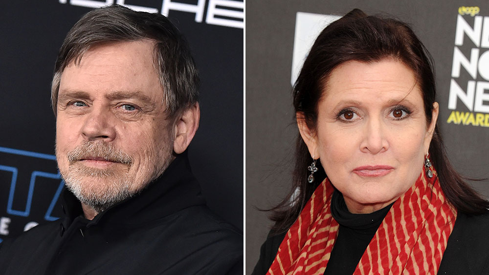 Mark Hamill Salutes Carrie Fisher's Hollywood Walk of Fame Recognition – News Block