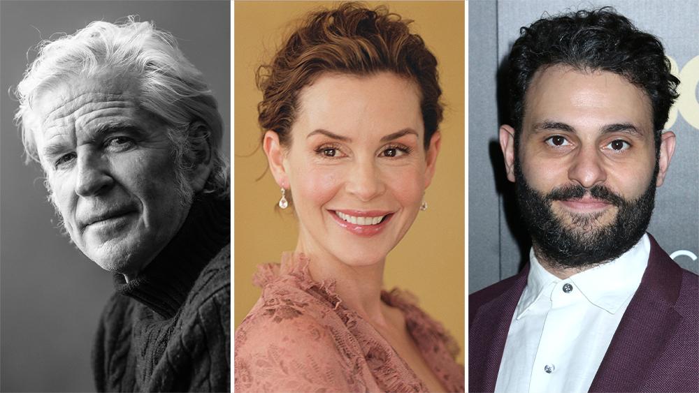 Liam Neeson Thriller 'Retribution' Adds Matthew Modine, Embeth Davidtz & Arian Moayed