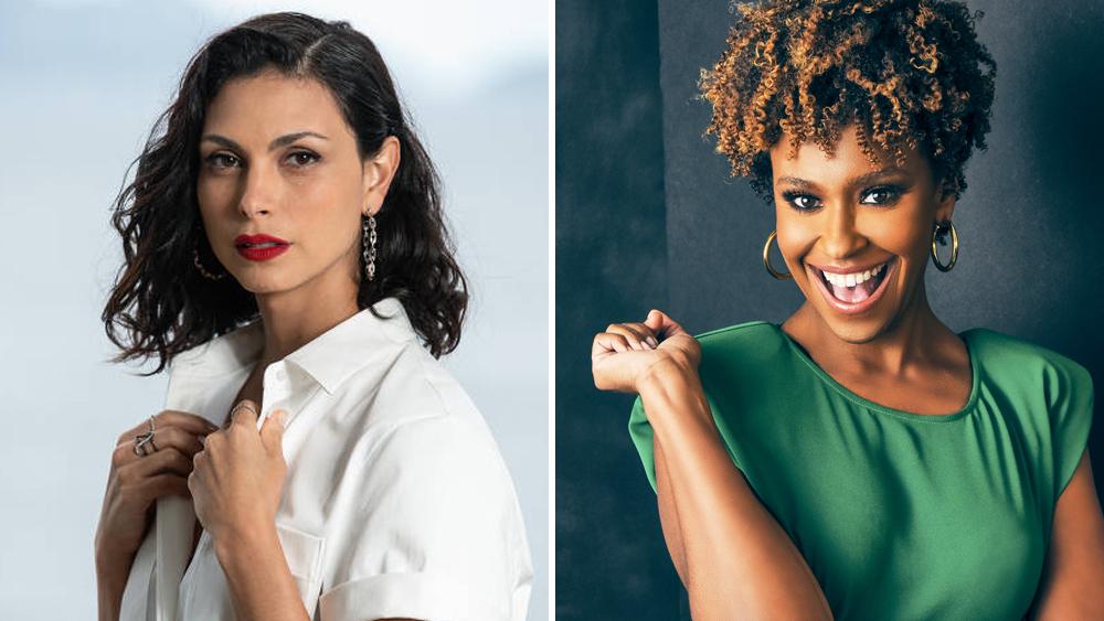 Morena Baccarin & Ryan Michelle Bathé To Headline Nick Wootton/Jake Coburn NBC Drama Pilot.jpg