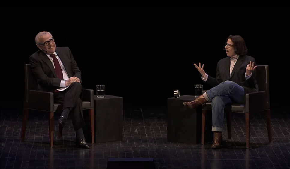 """Fran Lebowitz On Netflix Series 'Pretend It's A City,' Martin Scorsese, Toni Morrison, And """"Ridiculous"""" NYC Mayoral Candidate Andrew Yang.jpg"""