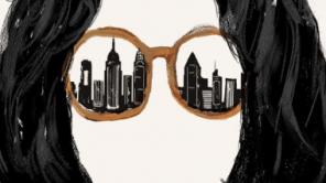'Pretend It's a City' poster