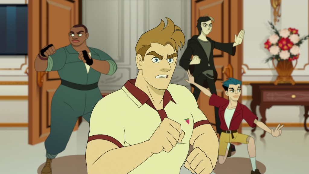 Cast, Release Date, And Trailer For Netflix Gay Spy Animated Comedy – News Block