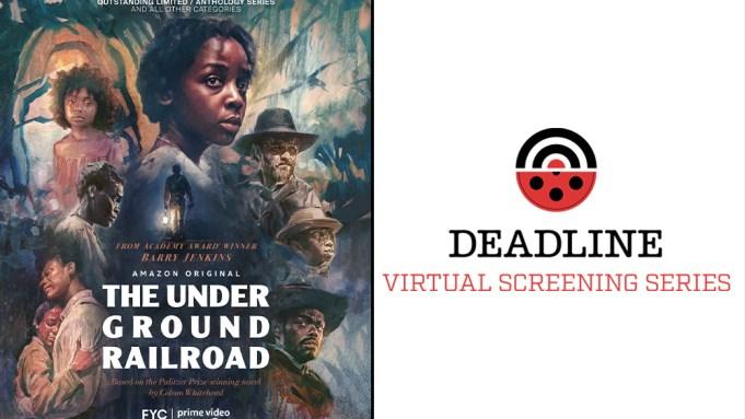 'The Underground Railroad' Is Focus Of