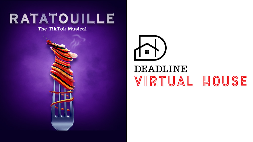 """""""Absolutely Wild"""": Stars And Creators On How They Transformed Disney Animated Film Into 'Ratatouille: The TikTok Musical' – Deadline Virtual House.jpg"""