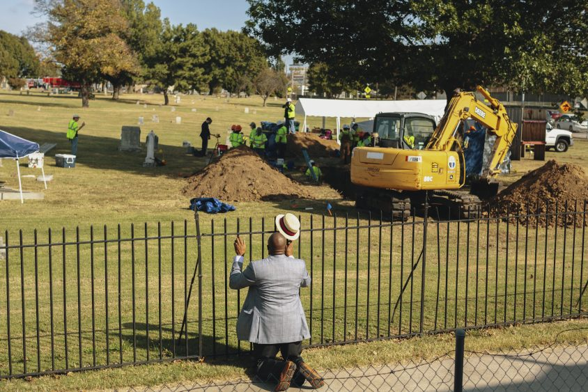 Watch: Tulsa Massacre Gravesite Unearthed In Dramatic Clip From NatGeo, Trilogy Films, Trailblazer Studios Doc 'Rise Again: Tulsa And The Red Summer'.jpg
