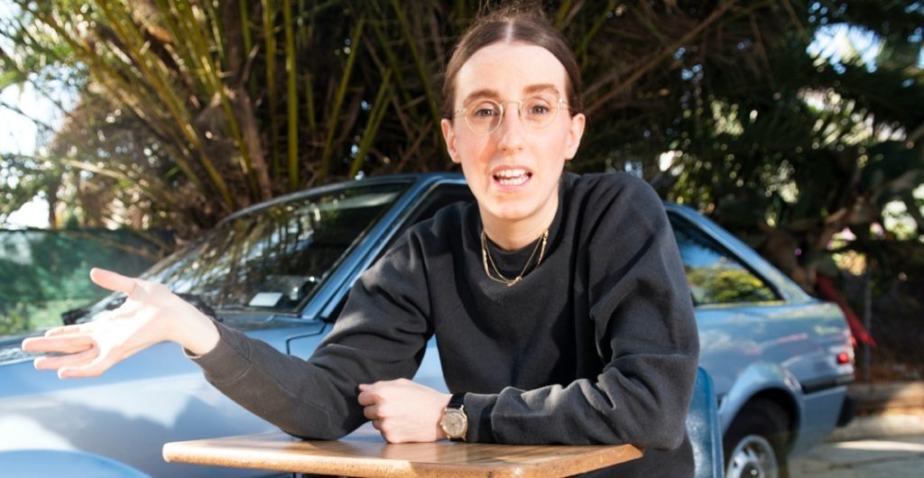 Robby Hoffman's comedy 'Rivkah' in works on Showtime – News Block