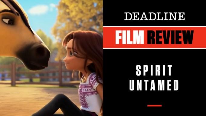 [WATCH] 'Spirit Untamed' Review: Sweet Toon