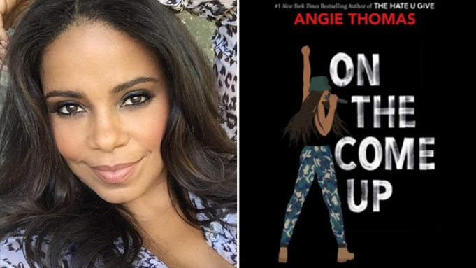 """Sanaa Lathan to Make Feature Directorial Debut With Adaptation of Angie Thomas' """"On the Come Up"""""""
