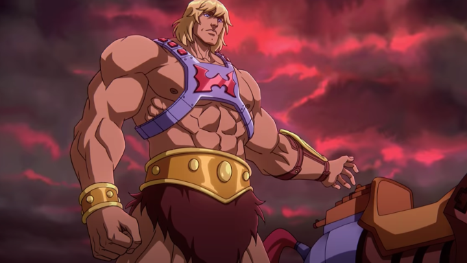 Masters of the Universe Revelation he