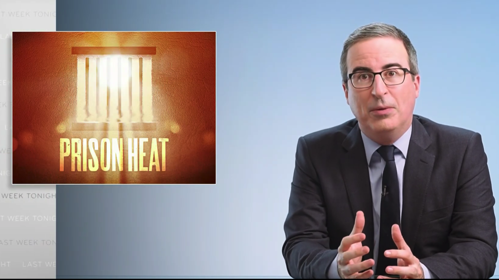 """'Last Week Tonight': John Oliver Slams U.S. Prisons """"Cooking Prisoners To Death"""" Through Lack Of Air Conditioning.jpg"""