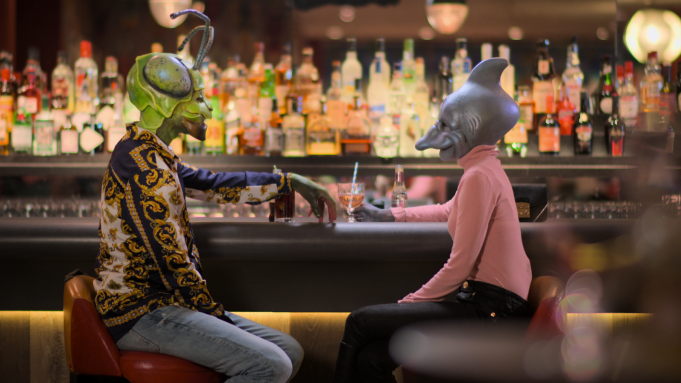 'Sexy Beasts' Trailer: Masked Daters Meet