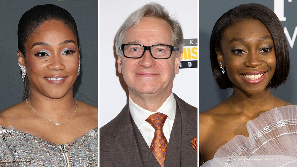 Paul Feig & Tiffany Haddish Team For Musical Dance Dramedy 'Throw It Back' With 'The Lion King' Actress Shahadi Wright Joseph To Star — Cannes Market Hot Package.jpg
