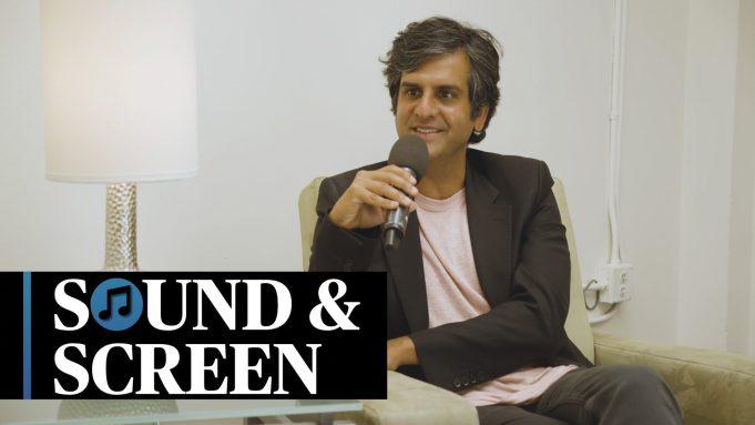 Composer Siddhartha Khosla at Deadline's Sound