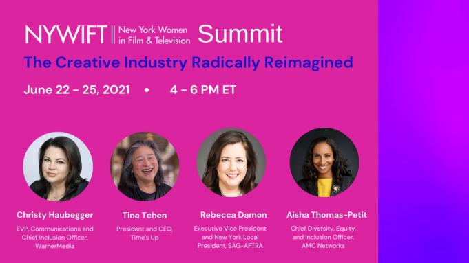 2021 New York Women in Film & Television Summit