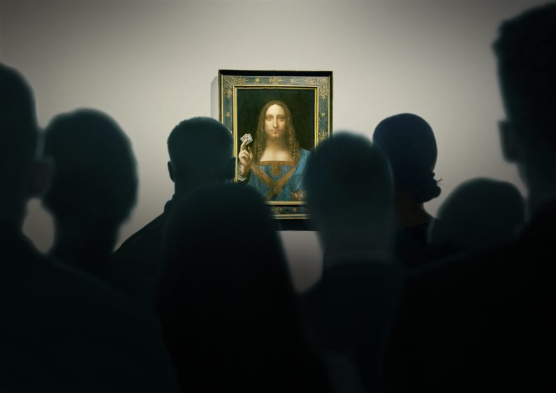 """Sold! For $450m: 'The Lost Leonardo' Reveals Mystery, Controversy Around Da Vinci's """"Male Mona Lisa"""" — Tribeca Studio.jpg"""