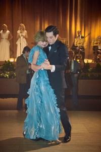Emma Corrin and Josh O'Connor in 'The Crown'