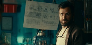 Justin Theroux in 'The Mosquito Coast'