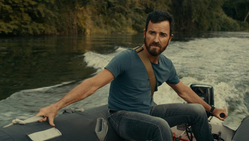 How Justin Theroux Embodied Both A Literary Family Legacy And A Character Driven By Demons In 'The Mosquito Coast'
