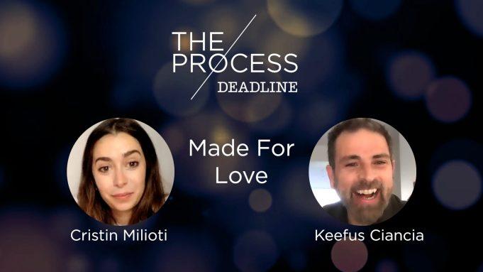 'Made for Love' star Cristin Milioti