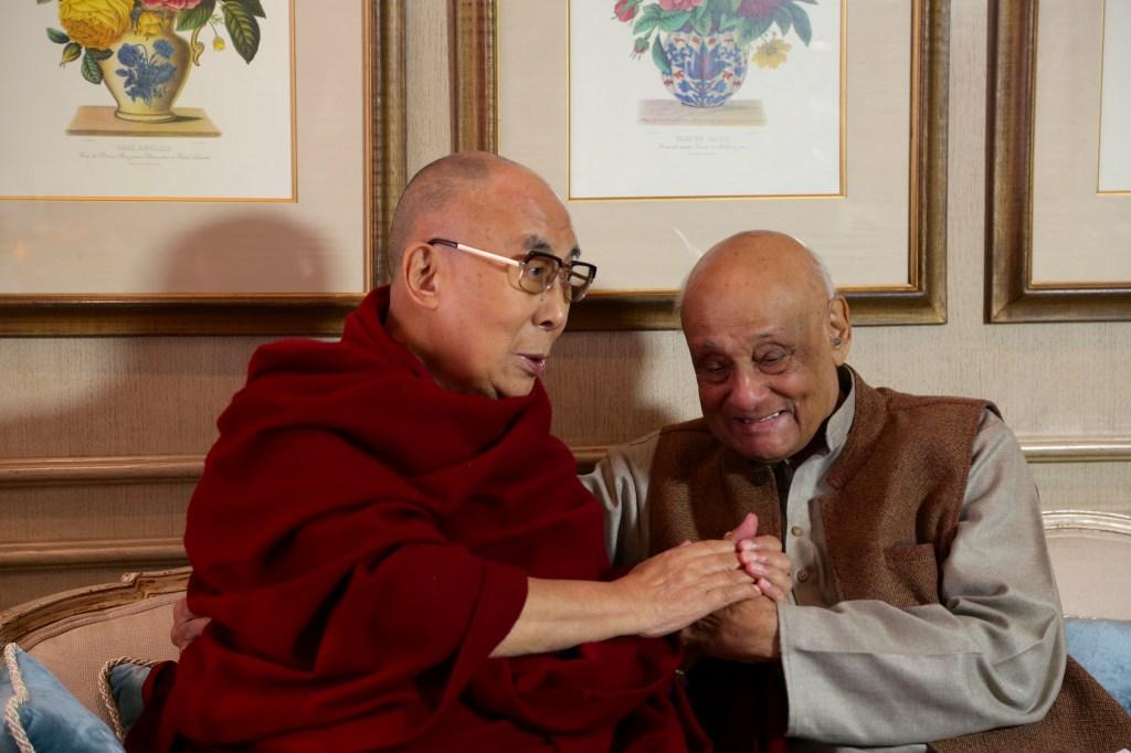 Dalai Lama Doc 'Never Forget Tibet' Heads To Cannes Market, Hugh Bonneville Narrates