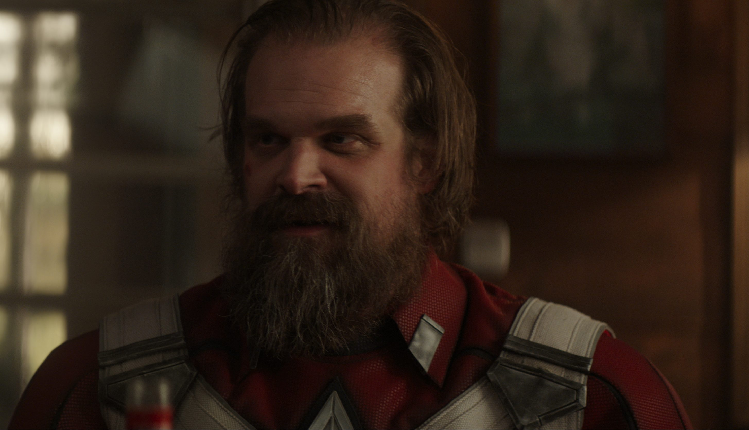 'Black Widow' Actor David Harbour Teases Red Guardian Vs. Captain America Origins Story