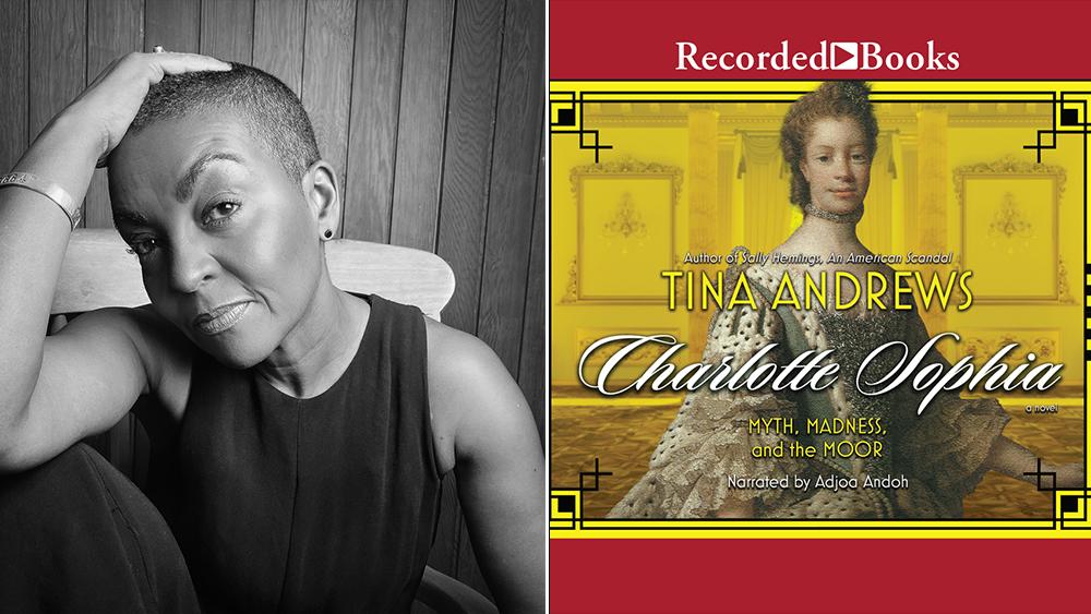 'Bridgerton's Adjoa Andoh To Narrate 'Charlotte Sophia' Audio Book From Tina Andrews & RBmedia.jpg