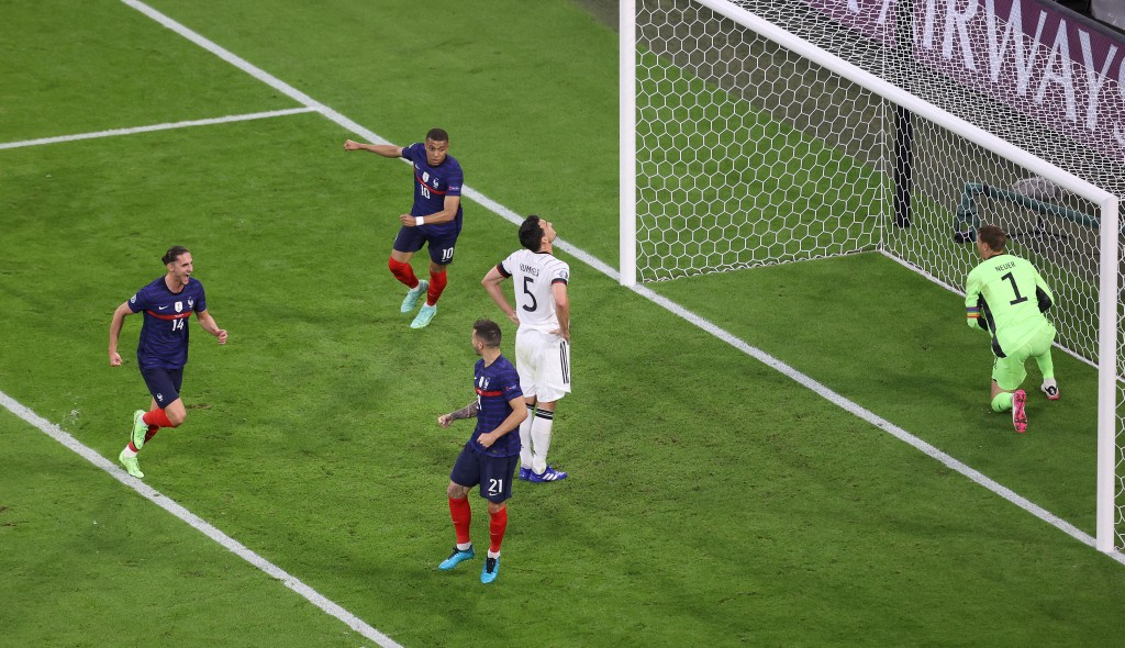 France V Germany Euro 2020 Match Gives M6 Best TV Audience Since 2018 – News Block