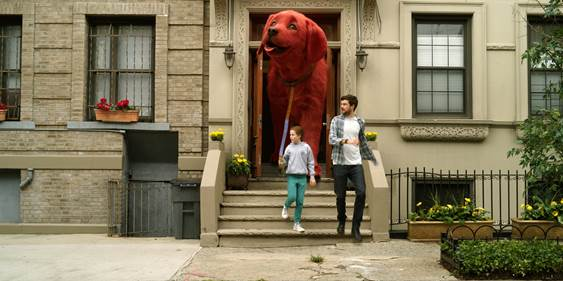 'Clifford The Big Red Dog' Pulled From Paramount Release Schedule Over Delta Concerns; Pic Looking For New Date