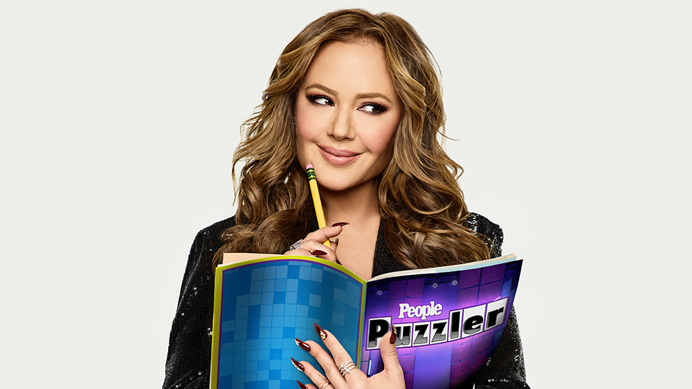 'People Puzzler': Leah Remini Crossword Puzzle Show Renewed For Season 2 At Game Show Network