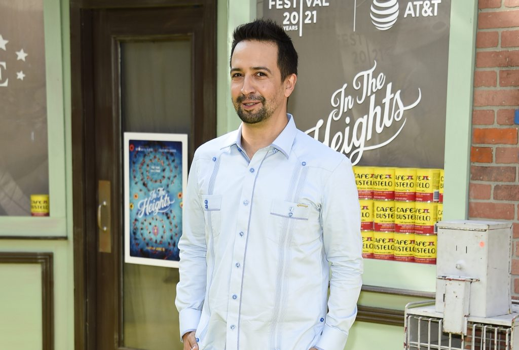 """Lin-Manuel Miranda Joins Jon Chu In Addressing 'In The Heights' Lack Of Afro Latinx Representation: """"I Promise To Do Better"""".jpg"""