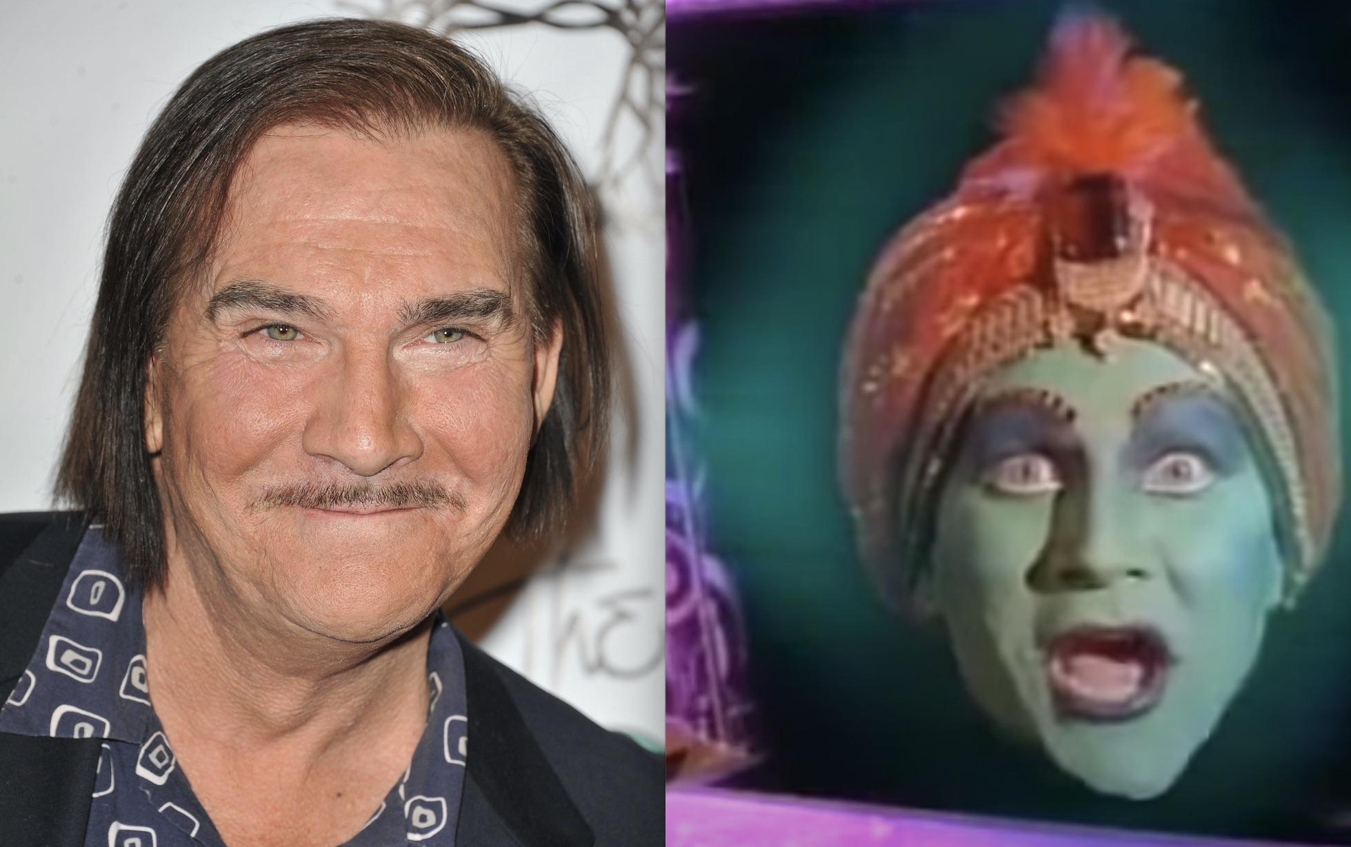 John Paragon Dies: Jambi The Genie Of 'Pee-wee's Playhouse' Was 66