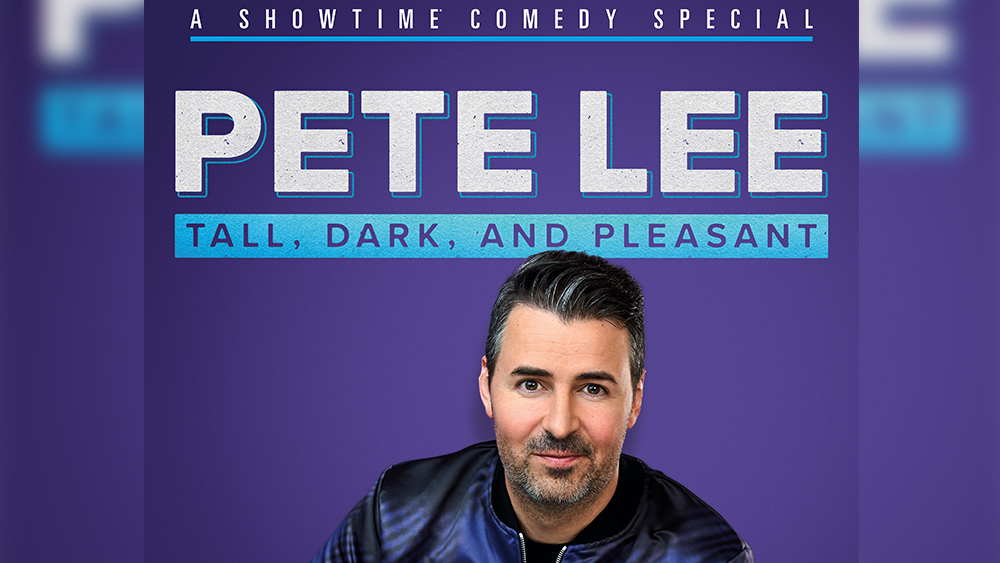 'Pete Lee: Tall, Dark, And Pleasant': Showtime Sets Comedian's First Special.jpg