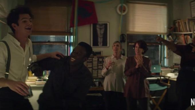 'Tick, Tick...BOOM!' Trailer: Andrew Garfield, Lin-Manuel