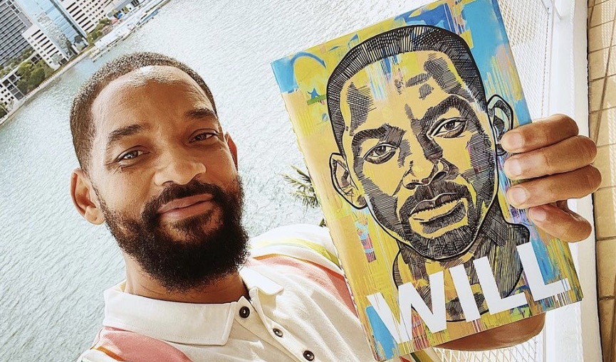 """Will Smith Reveals Title and Cover of Upcoming Autobiography """"Will"""""""