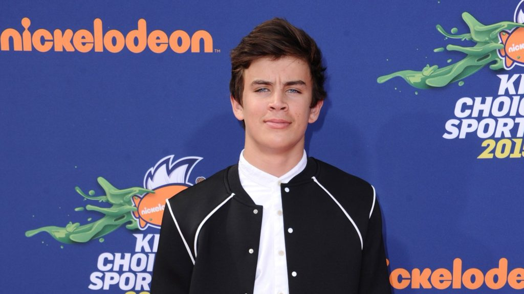 'Dancing With The Stars' Alum Hayes Grier Arrested On Charges Of Assault & Robbery.jpg