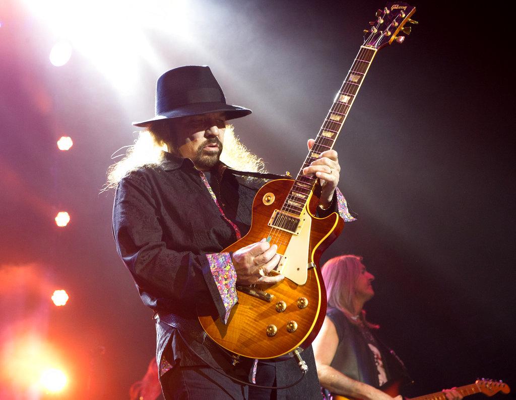 Lynyrd Skynyrd Guitarist Gary Rossington Recovering After Emergency Heart Surgery.jpg