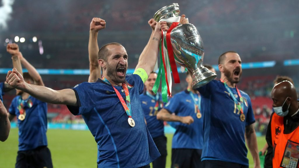 Euro 2020 Final: Historic 31M Viewers In The UK As Italy Triumph On Penalties