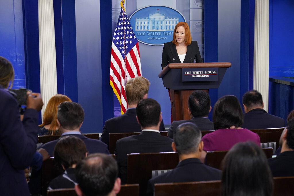 """White House Says It Has """"Regular Contact"""" With Fox News — Along With Other Networks — Amid Concerns Over Vaccine Misinformation.jpg"""