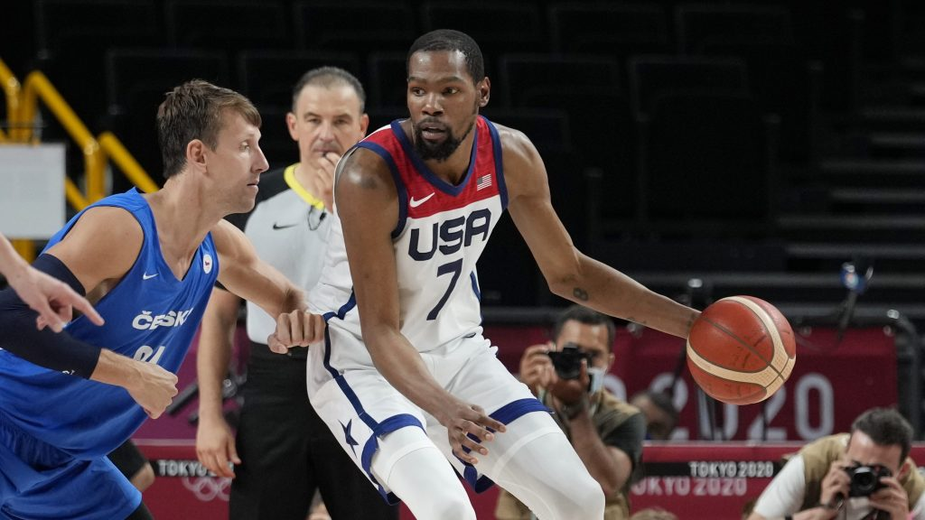 Team USA Torches Czech Republic With Dominant Performance By Kevin Durant, Advances To Quarterfinals.jpg