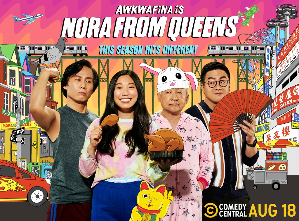 NOra From Queens