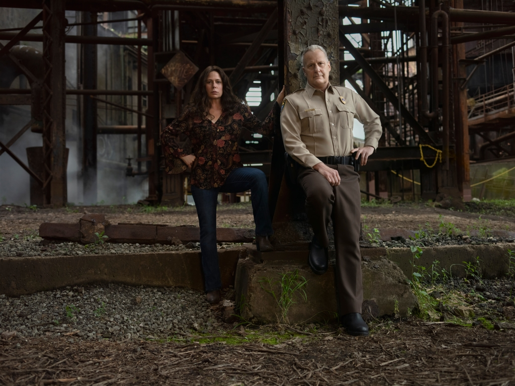 American Rust' Trailer: Jeff Daniels & Maura Tierney In Showtime Drama  Series – Deadline