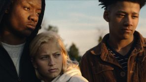 Amaree, Lera and Jalen in 'Audiible'