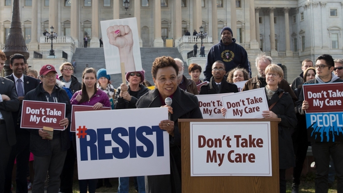 Barbara Lee Speaking Truth To Power