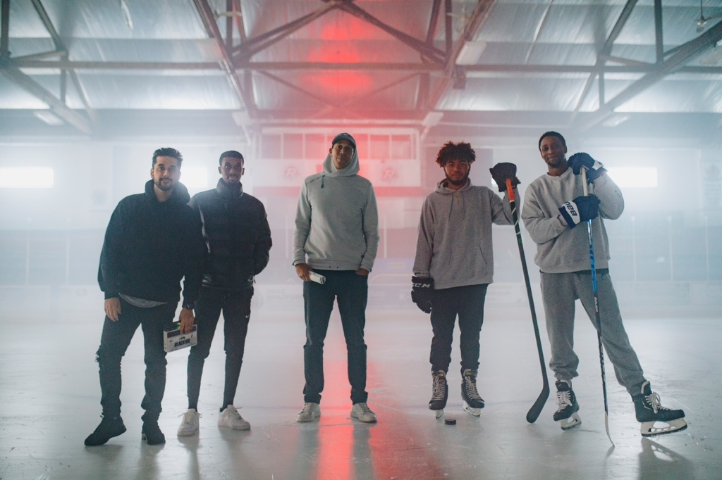 SpringHill, DreamCrew And Uninterrupted Canada Team For Hockey Doc 'Black Ice', With Drake And LeBron James Exec Producing.jpg